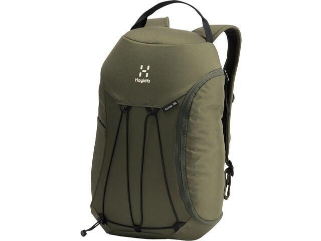 Haglöfs Corker 15L Backpack, deep woods